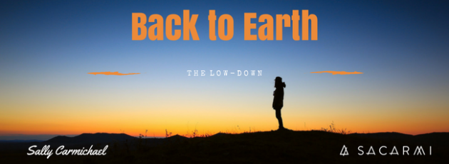 BACK TO EARTH!