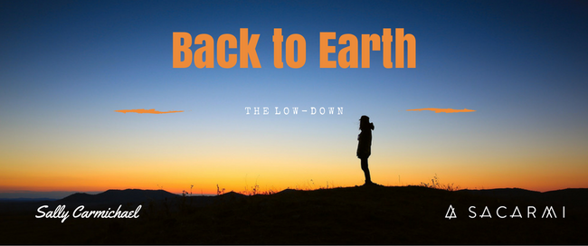 Back To Earth Sally Carmichael